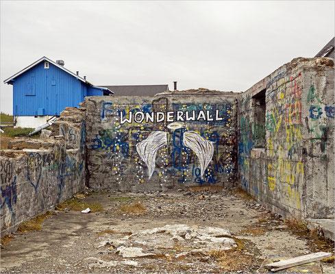 Qeqertarsuaq - WONDERWALL