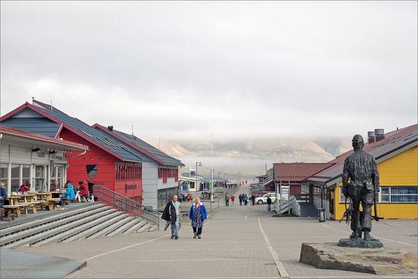 Longyearbyen - Innenstadt