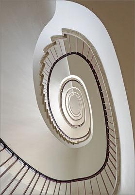 Detjen-Haus Treppenhaus