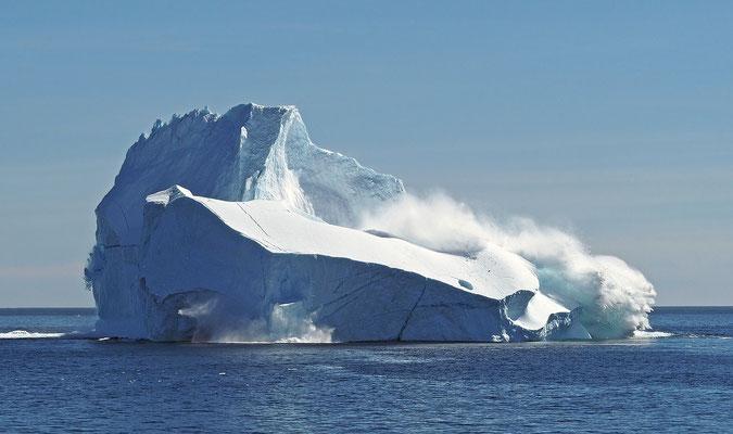 Grönland Ostküste - Eisberg
