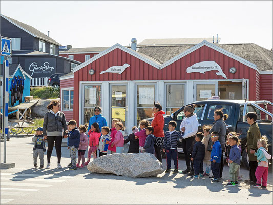 Ilulissat - Kinder
