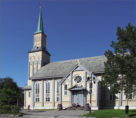 Kreuzfahrt Norwegen Tromsø Dom (2015)