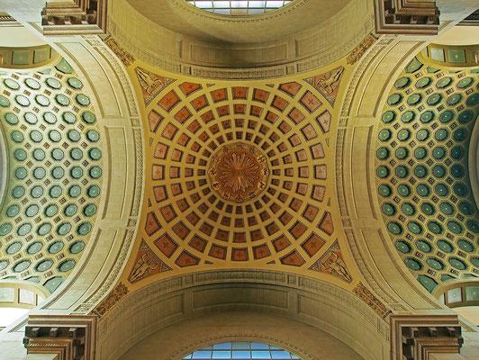 Hanseatisches Oberlandesgericht - Kuppel
