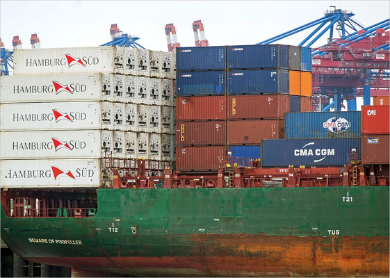 Containerterminal Burchardkai