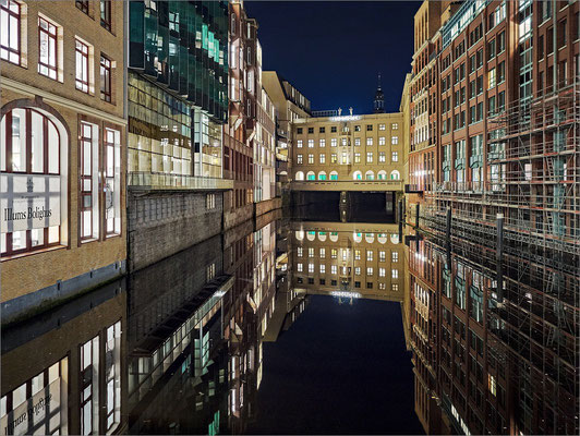 Bleichenfleet und Stadthöfe
