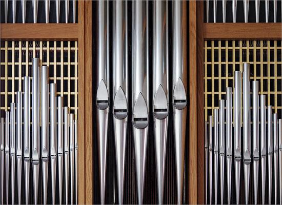 Kirche in Hvide Sande Orgel