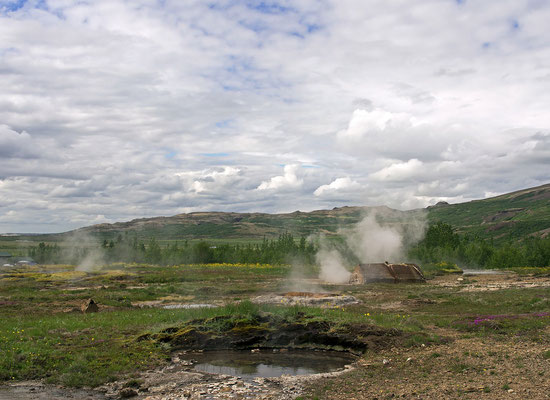 Island Haukadalur (2015)
