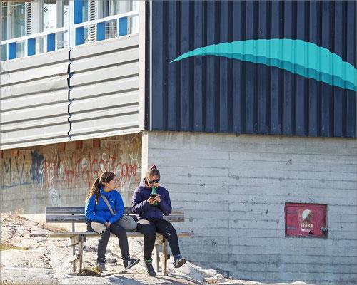 Ilulissat - Jugendliche