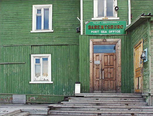 Spitzbergen Barentsburg (2015)