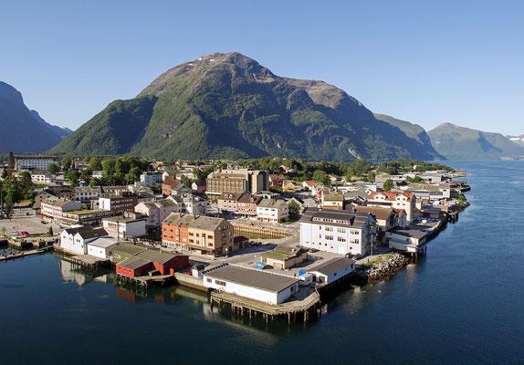 Norwegen Åndalsnes (2013)