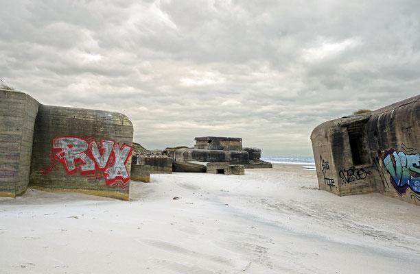 Furreby Küstenbatterie (Atlantikwall)