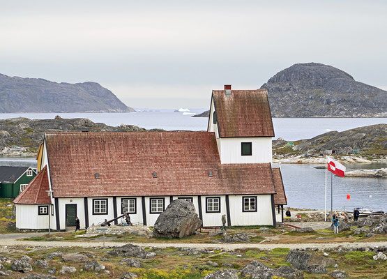 Nanortalik Kirche