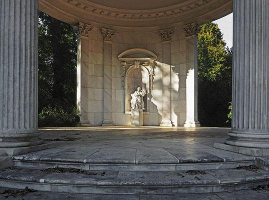 Potsdam Park Sanssouci Freundschaftstempel