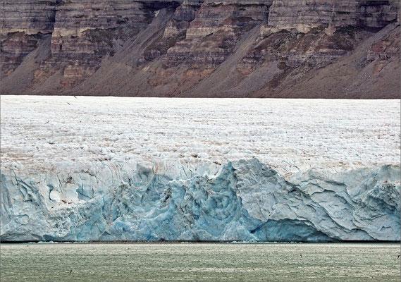 Spitzbergen Tempelfjord Tunabreen (2015)