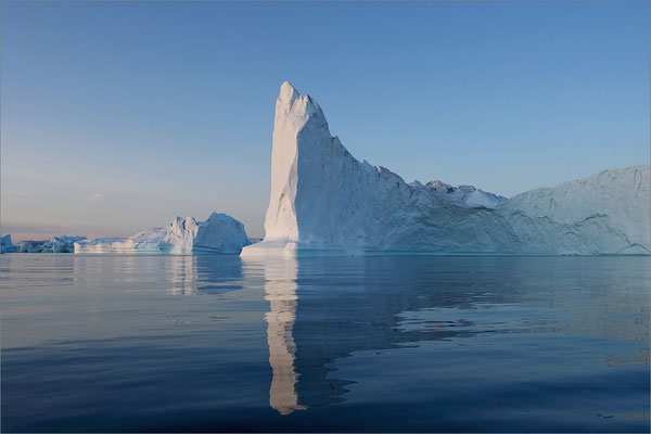 Ilulissat - Bootsfahrt Eisfjord