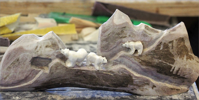 Ilulissat - Kunsthandwerk