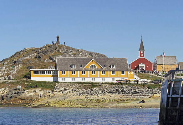 Nuuk Altstadt