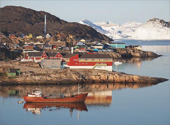 Ilulissat - Morgenstimmung