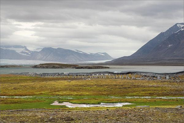 Ny-Ålesund Landschaft