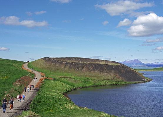Island - Mývatn Pseudokrater (2015)