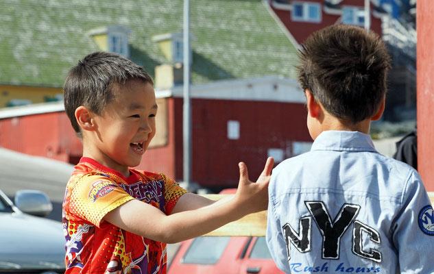 Uummannaq - Einheimische