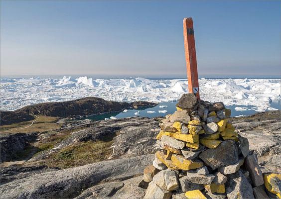 Ilulissat - Wanderweg Eisfjord