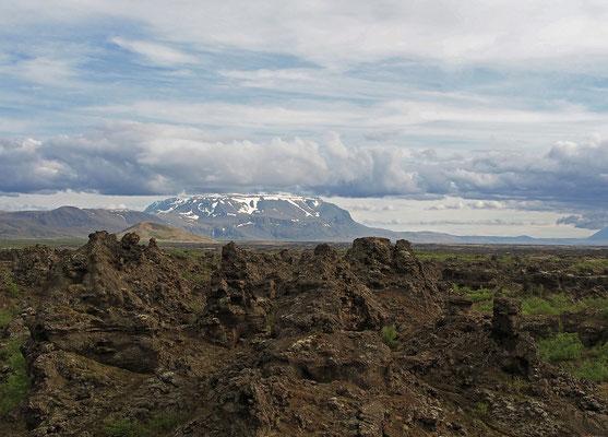 Island - Lavafeld Dimmuborgir (2015)
