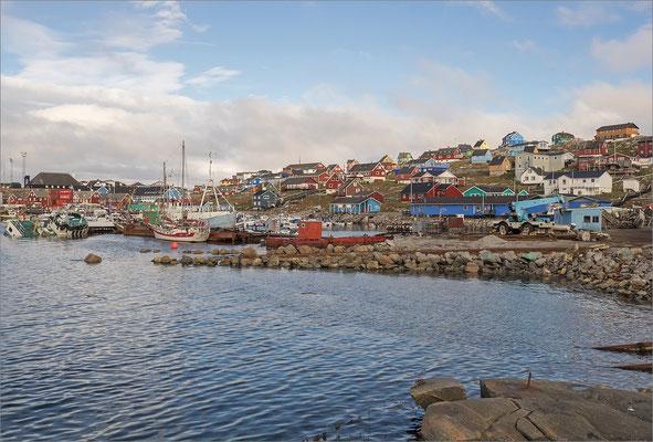 Aasiaat - Hafen