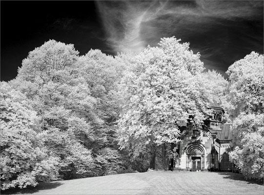 Friedhof Ohlsdorf - Riedemann-Mausoleum