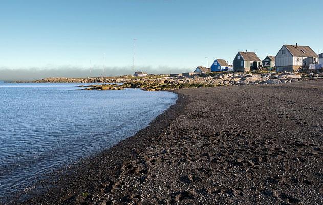 Qeqertarsuaq - Strand