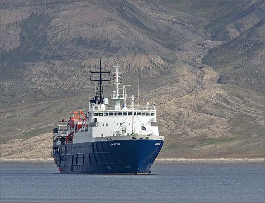 Longyearbyen - MS Ortelius