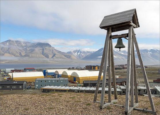 Longyearbyen - Glockenturm
