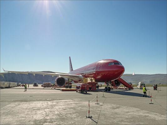 Kangerlussuaq Air Greenland  Airbus A330-200