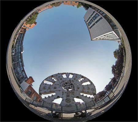 Museum der Arbeit TRUDE mit Circular Fisheye