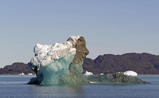 Nuuk Fjordsafari Eisberg
