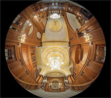 Hindenburghaus mit Circular Fisheye