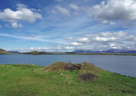 "Island - Mývatn ""Mückensee"" (2015)"