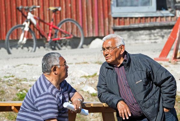Ilulissat - Einheimische