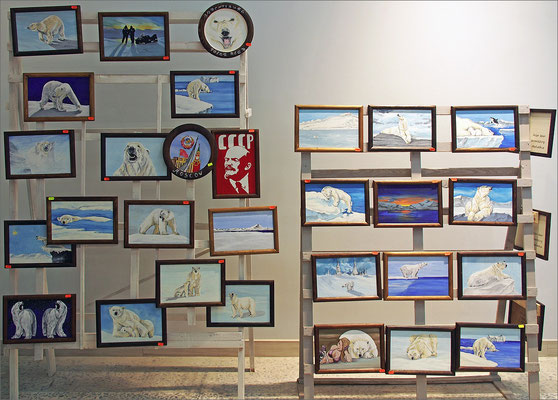 Spitzbergen - Barentsburg - Souvenirs (2015)
