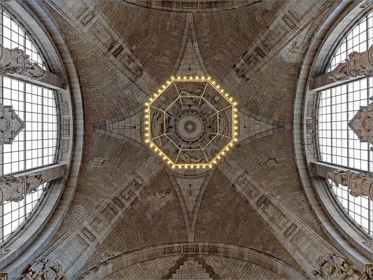 Hannover Rathaus Decke