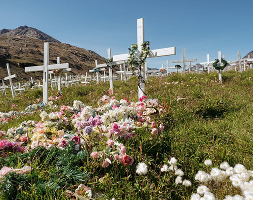 Tasiilaq (Ammassalik) - Friedhof