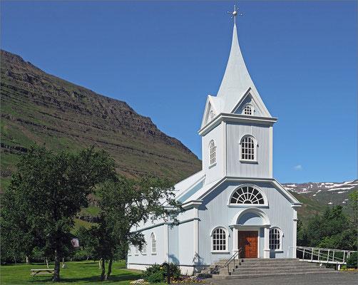 Island Seydisfjördur Kirche (2016)