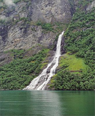 Norwegen Geirangerfjord (2015)