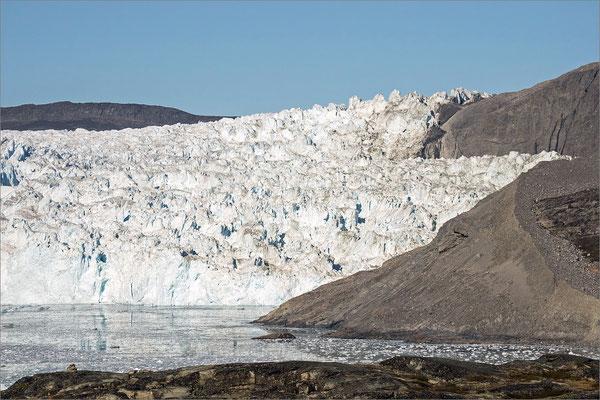 Eqi - Gletscher