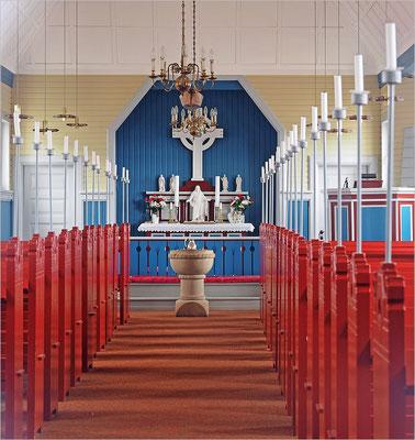 Qeqertarsuaq Kirche