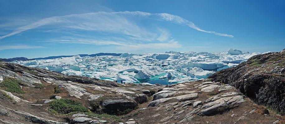 Ilulissat Eisfjord - Panorama