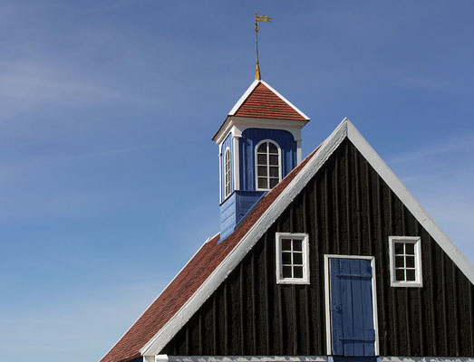 Sisimiut - Alte Kirche
