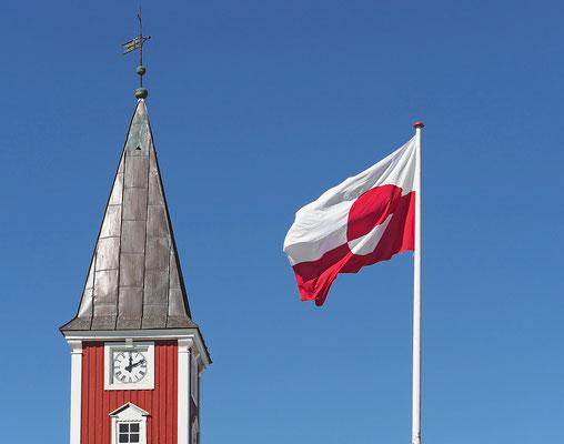 Nuuk Erlöserkirche