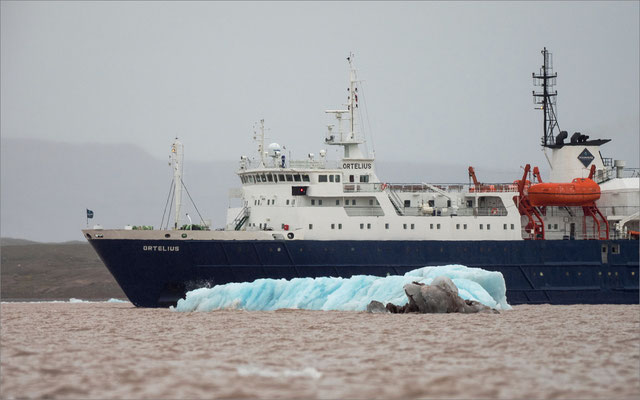 Kongsfjord MS Ortelius