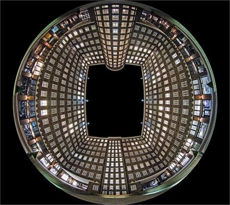 Sprinkenhof mit Circular Fisheye